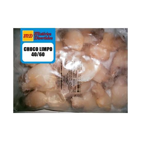 Frozen Clean Cuttlefish 40/60