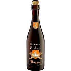 Beer Genevieve de Brabant Rousse Bottle with 75cl