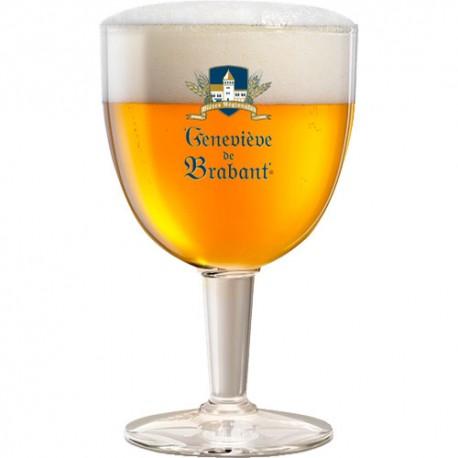 Draft Beer Genevieve de Brabant Triple glass