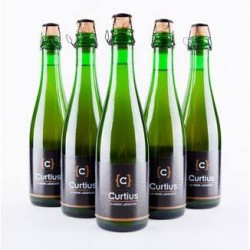 Beer CURTIUS bottles