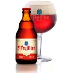Beer ST-FEUILLIEN Brune Reserve