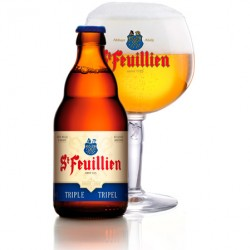 Beer ST-FEUILLIEN Triple
