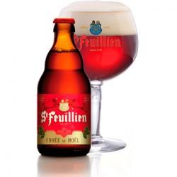 Beer ST-FEUILLIEN CUVÉE DE NOËL