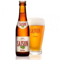 Beer SAISON FROM ST-FEUILLIEN