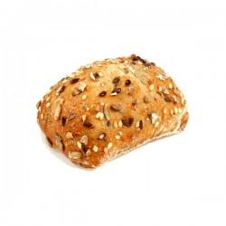 5 Cereals round mini-bread 33g