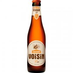Beer SAISON VOISIN ambree