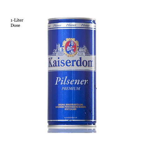 Pilsener Premium Beer 1L