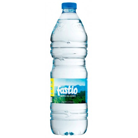 Mineral Water Fastio 1L PET bottle
