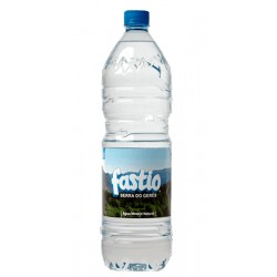 Mineral Water Fastio 1.5L PET bottle
