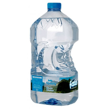 Mineral Water Fastio 2.5L