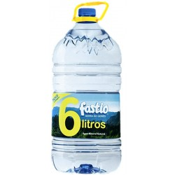 Mineral Water Fastio 6L