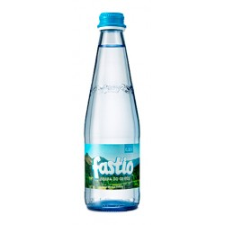Mineral Water Fastio 0.33L Glass Bottle