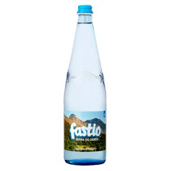 Mineral Water Fastio 1L Glass Bottle