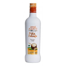 Pina Colada cocktail bottle 700cc