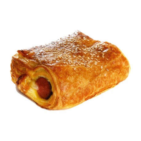 Puff Cheese and Sausage 130g