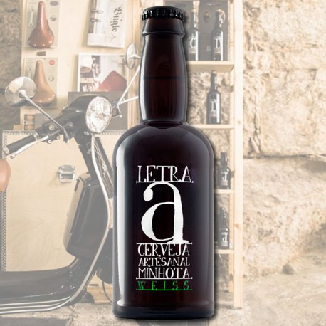 Beer Letra A craft beer 33cl