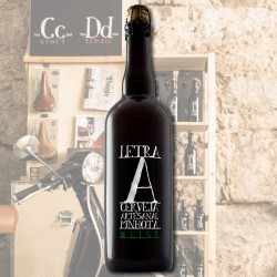 Beer Letra A craft beer 75cl