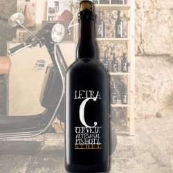 Beer Letra C Craft Beer 75cl
