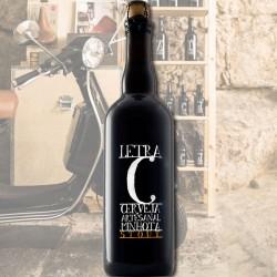 Beer Letra C Craft Beer 75cl