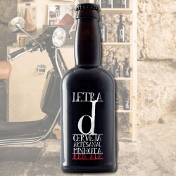 Beer Letra D Craft Beer 33cl