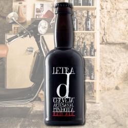 Beer Letra D Craft Beer 33cl