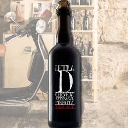 Beer Letra D Craft Beer 75cl