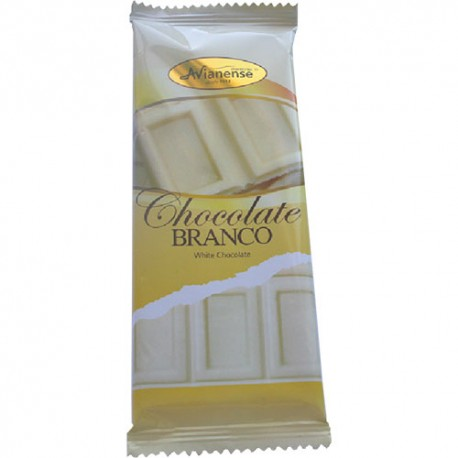 White chocolate bar