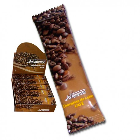 Coffee flavoured  bar