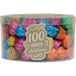 Small Chocolate bonbons in box 400g