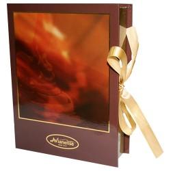 Chocolate bonbon Imperador Book Shape 200grs