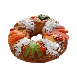 Bolo Rei - Traditional Christmas cake (ready) 1Kg