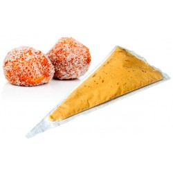 Pumpkin Doughnut – Total dough 700grs