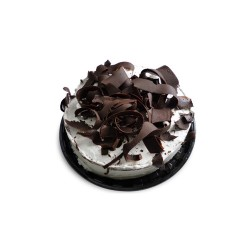 Black and White Cake 1800g