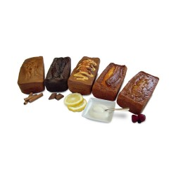 Traditional rectangular cakes 300grs or 700grs