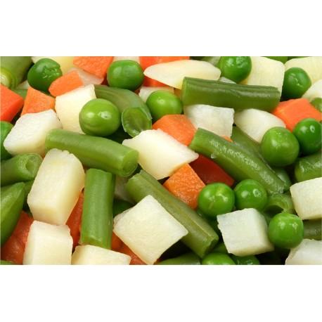 Vegetables Mixture 1 in bulk packing