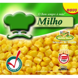 Sweet Corn in bag with 400grs