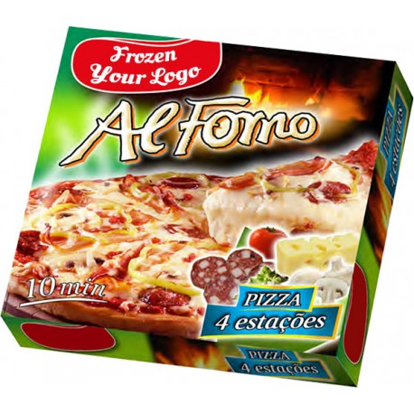 Pizza 4 Seasons
