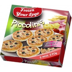 Piccolinis Cheese and Ham
