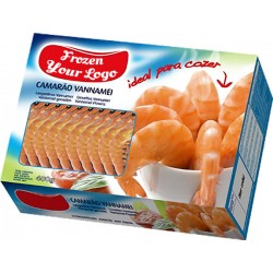 Vannamei Shrimps 400g box