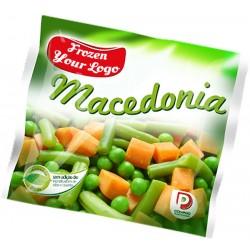 Mixed Vegetables Macedonia