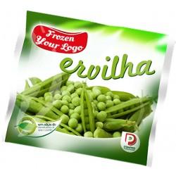 Frozen Peas in bag