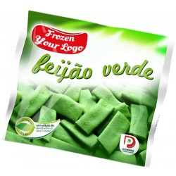 Frozen Green Beans in bag