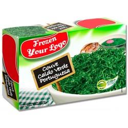 Collard Green Soup Vegetables