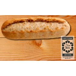 Whole grain Baguette 100g