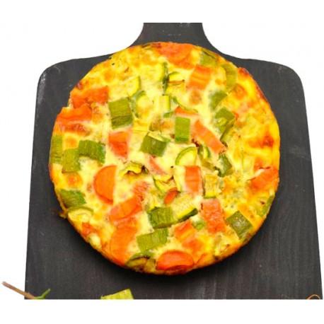Vegetarian Quiche 110g