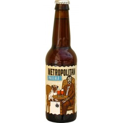 Craft Beer Metropolitan Pale Ale
