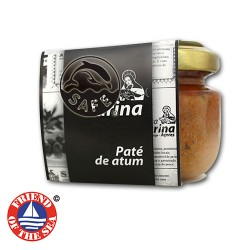 Tuna fish Paté 120 grs